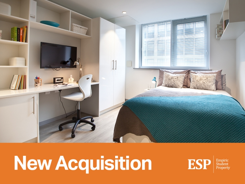 Empiric acquires student accommodation property in Leeds: Pennine House
