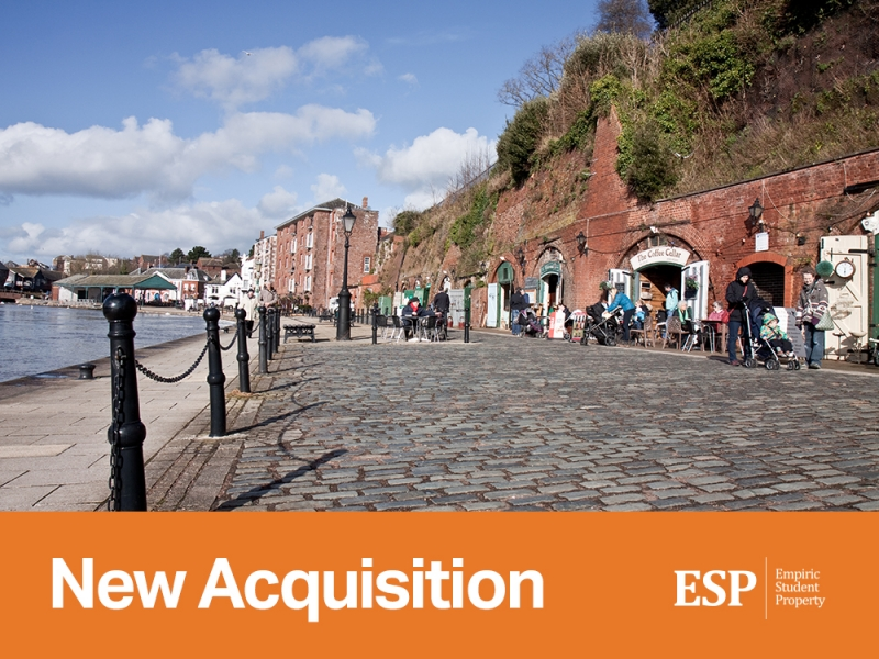 Empiric Acquires new development in Exeter
