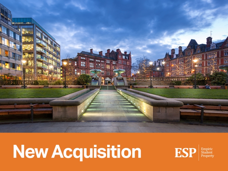Empiric acquires forward funded development in Sheffield: Provincial House