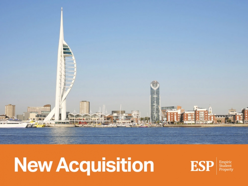 Empiric commits to forward funded development in Portsmouth: Europa House