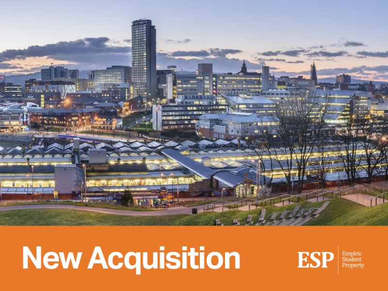 Empiric acquires development site in Sheffield: Trippet Lane