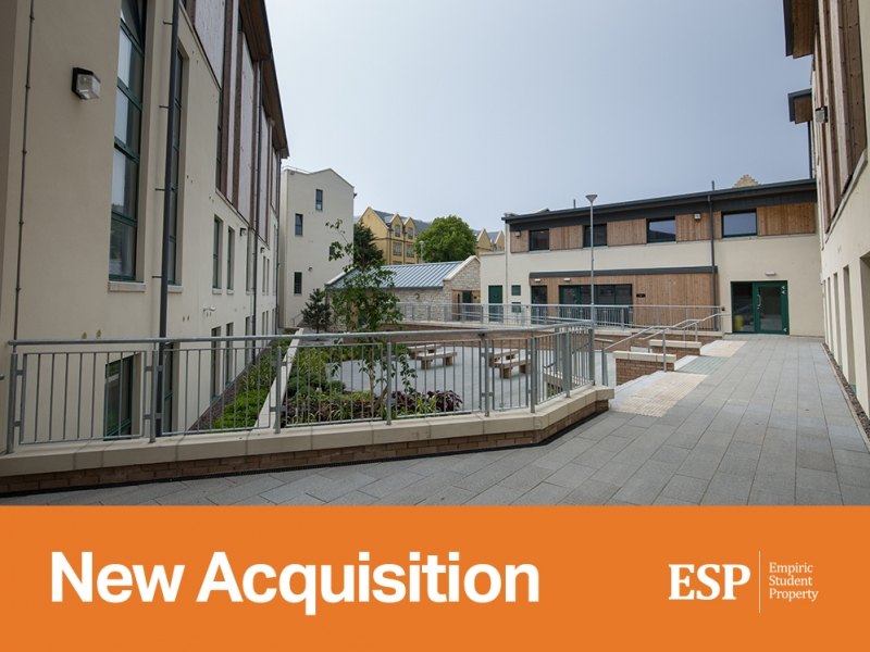 Empiric to acquire student accommodation property in St Andrews: Ayton House