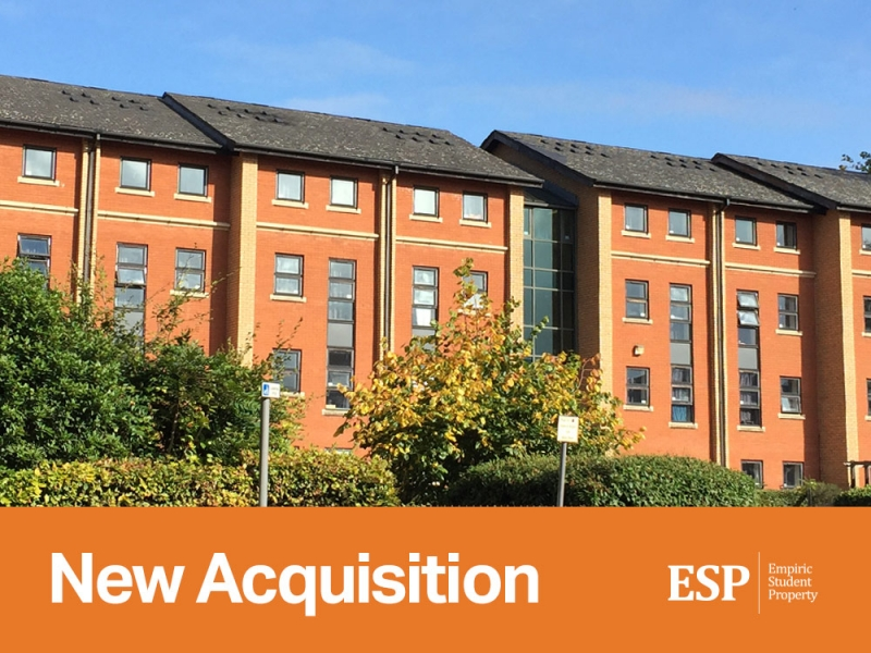 Empiric acquires student accommodation property in Manchester: Ladybarn House