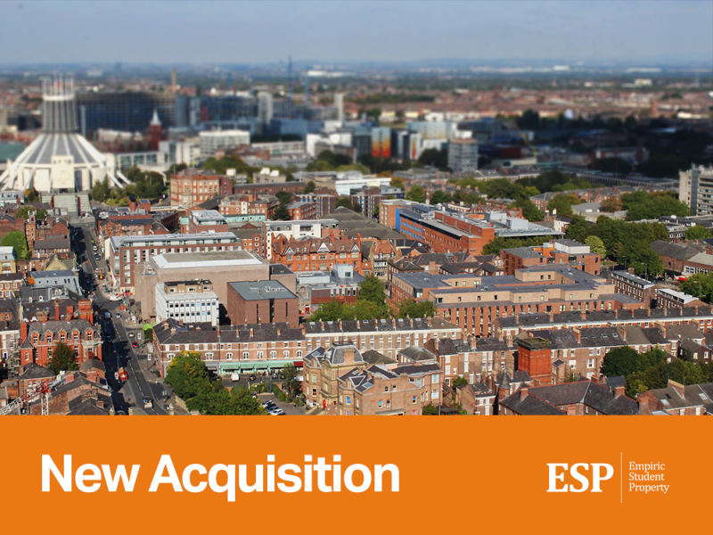 Empiric to acquire student accommodation scheme in Liverpool: Hahnemann Building