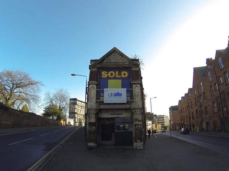 Empiric acquires second student accommodation property in Nottingham: 95 Talbot Street