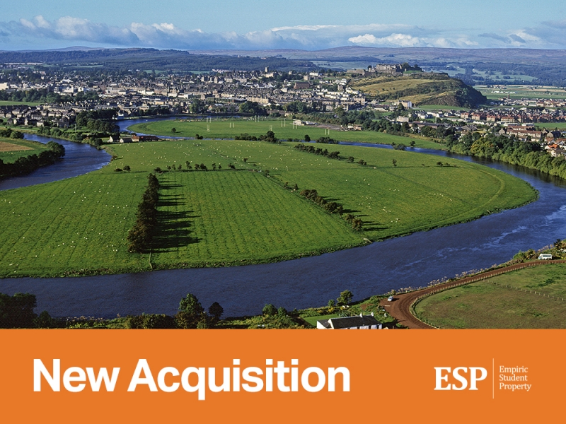 Empiric acquires property in Stirling