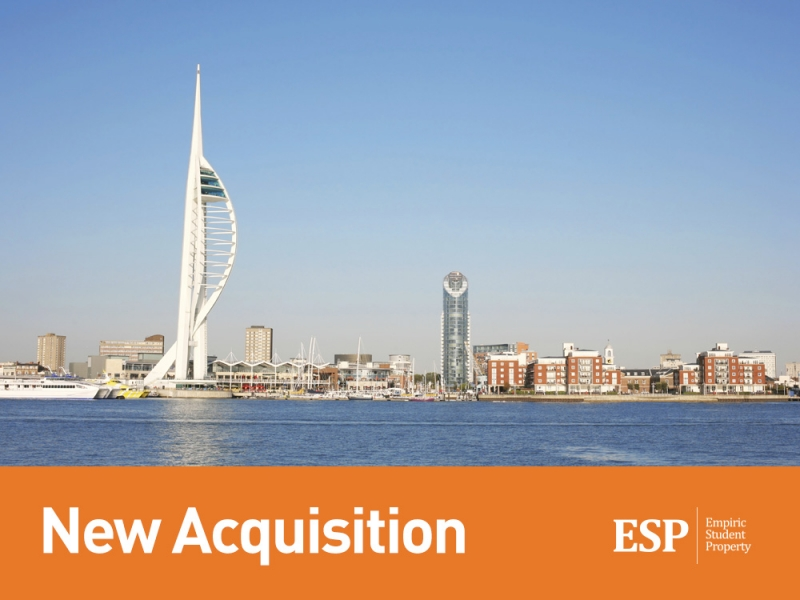 Empiric acquires development in Portsmouth