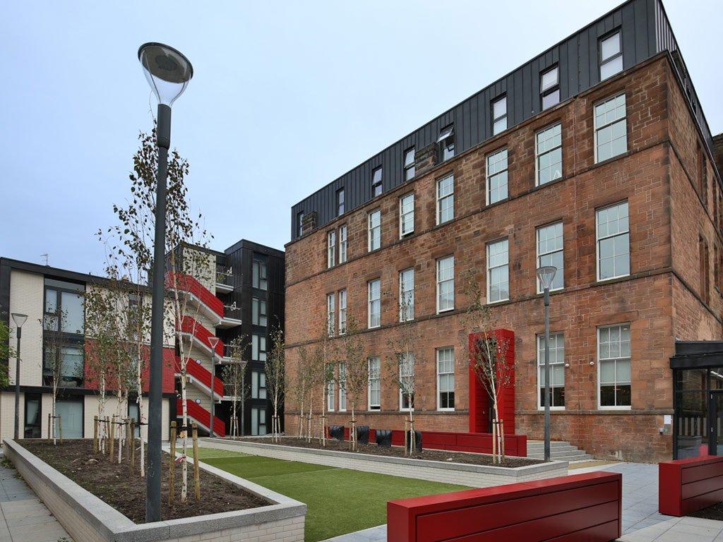Willowbank glasgow student accommodation development property - University of london accommodation office ...